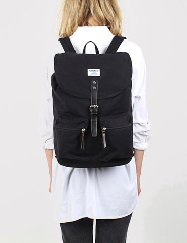Sandqvist Roald Ground Backpack - Black