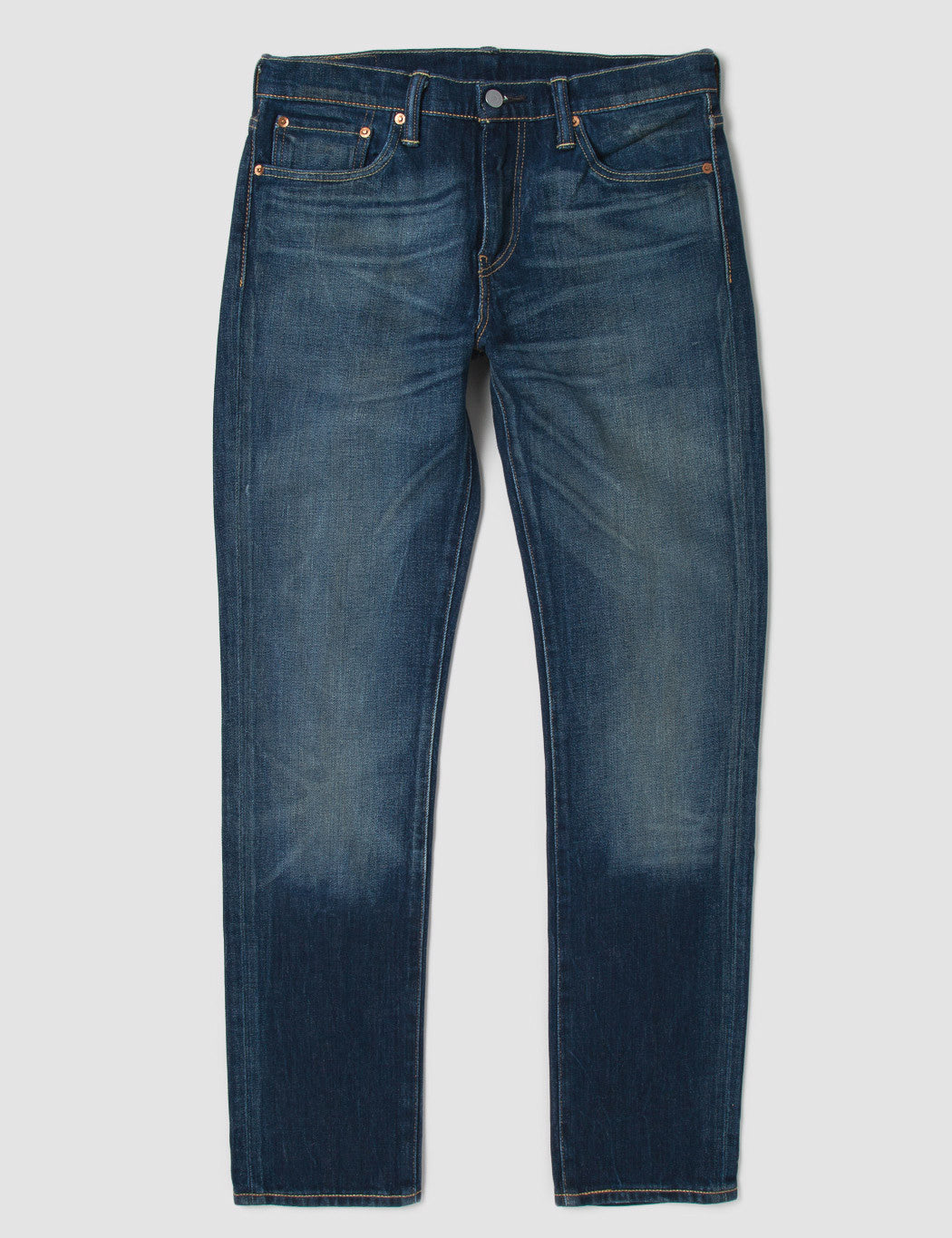 Levis 511 Slim Fit Jeans - Copper Tint