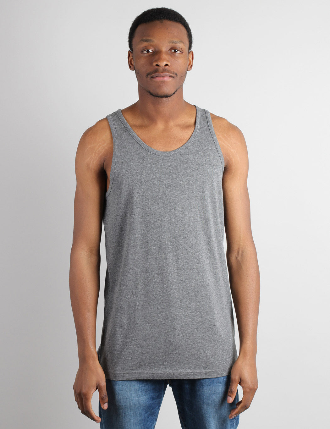Dickies Vest - Heather Grey - Heather Grey / XL