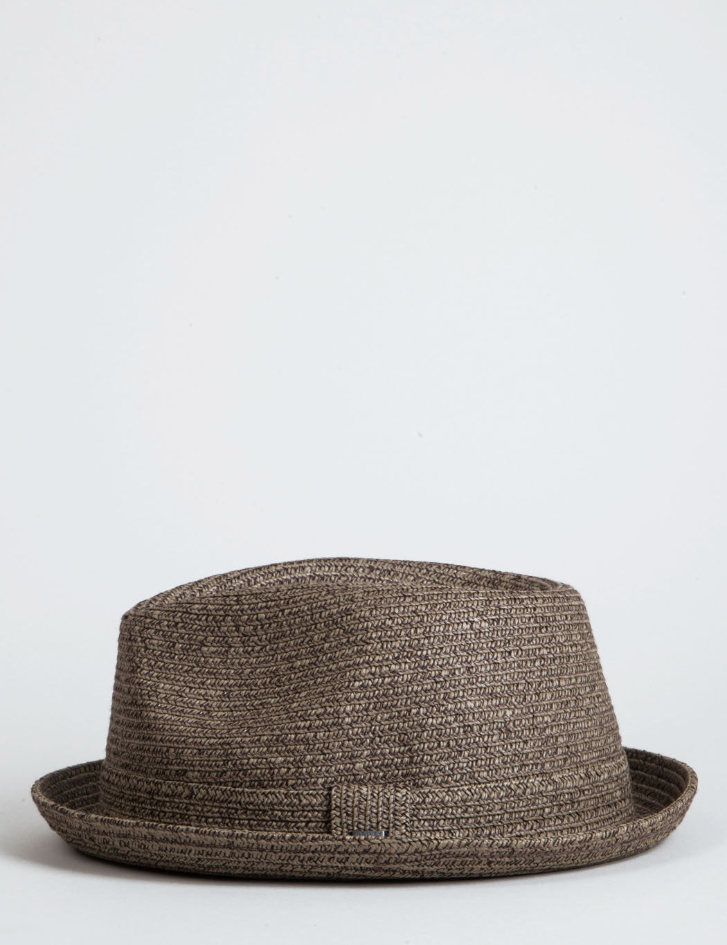 Bailey Billy Light Trilby Hat - Dark Chino