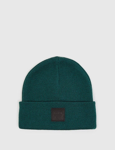 Edwin Watch Beanie Hat - Forest Green