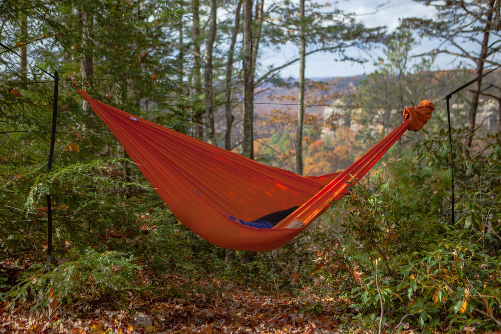 Frozen Butt Syndrome- Staying Warm While Hammock Camping
