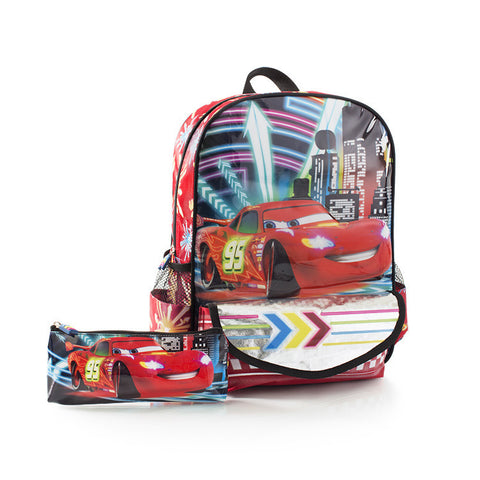 Disney Backpack with Pencil Case - Cars (D-BP-C13-14FA)