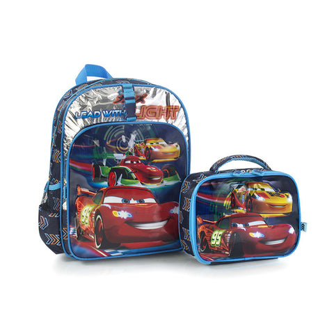 Disney Backpack with Lunch bag - Cars (D-ST-C03-14FA)