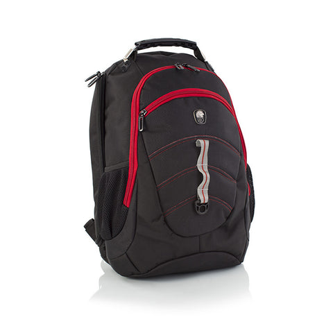 BP1 - Backpack  Red Black