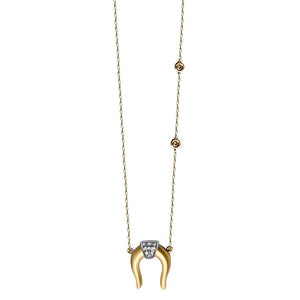 Bull of Heaven Necklace - Mini