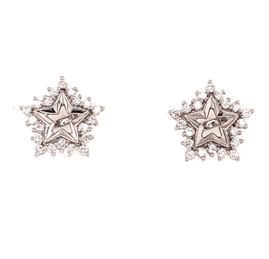 Super Star Diamond Earring set