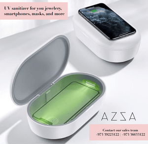 UV sanitizer and wireless charger pre-order
