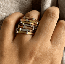 Load image into Gallery viewer, HRH Stacking Ring