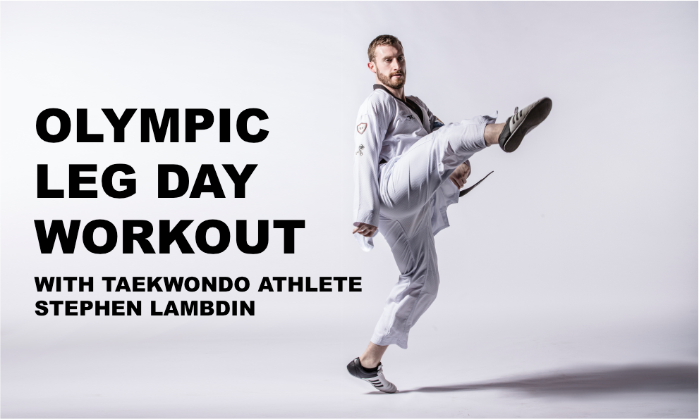 Try This Taekwondo-Inspired Olympic