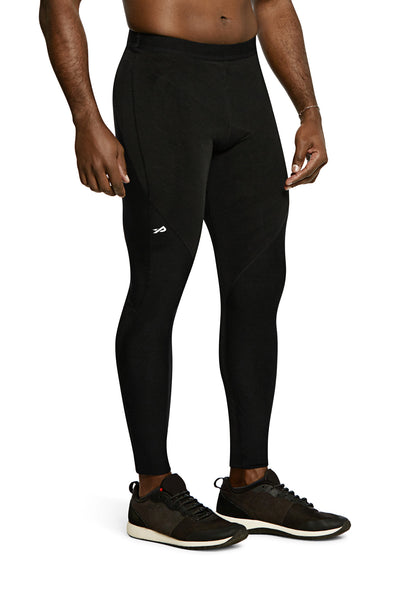 pro resistance tights for men black physiclo