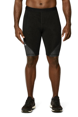 Pro Resistance Shorts for Men - Athletic Grey