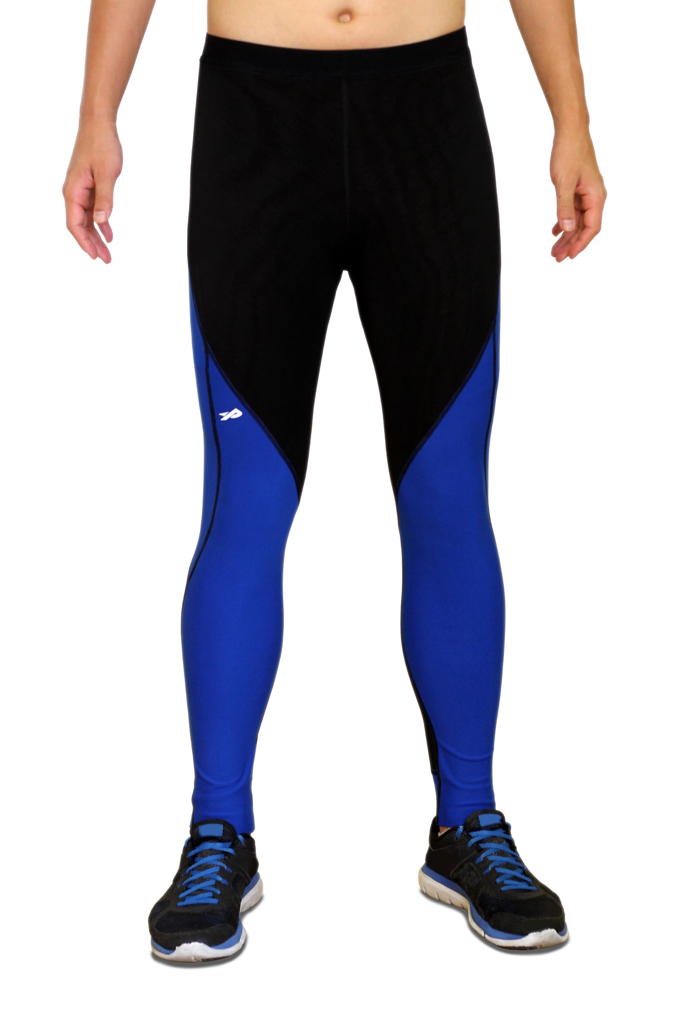 023744d240d Pro Resistance Tights for Men - Navy Blue – Physiclo