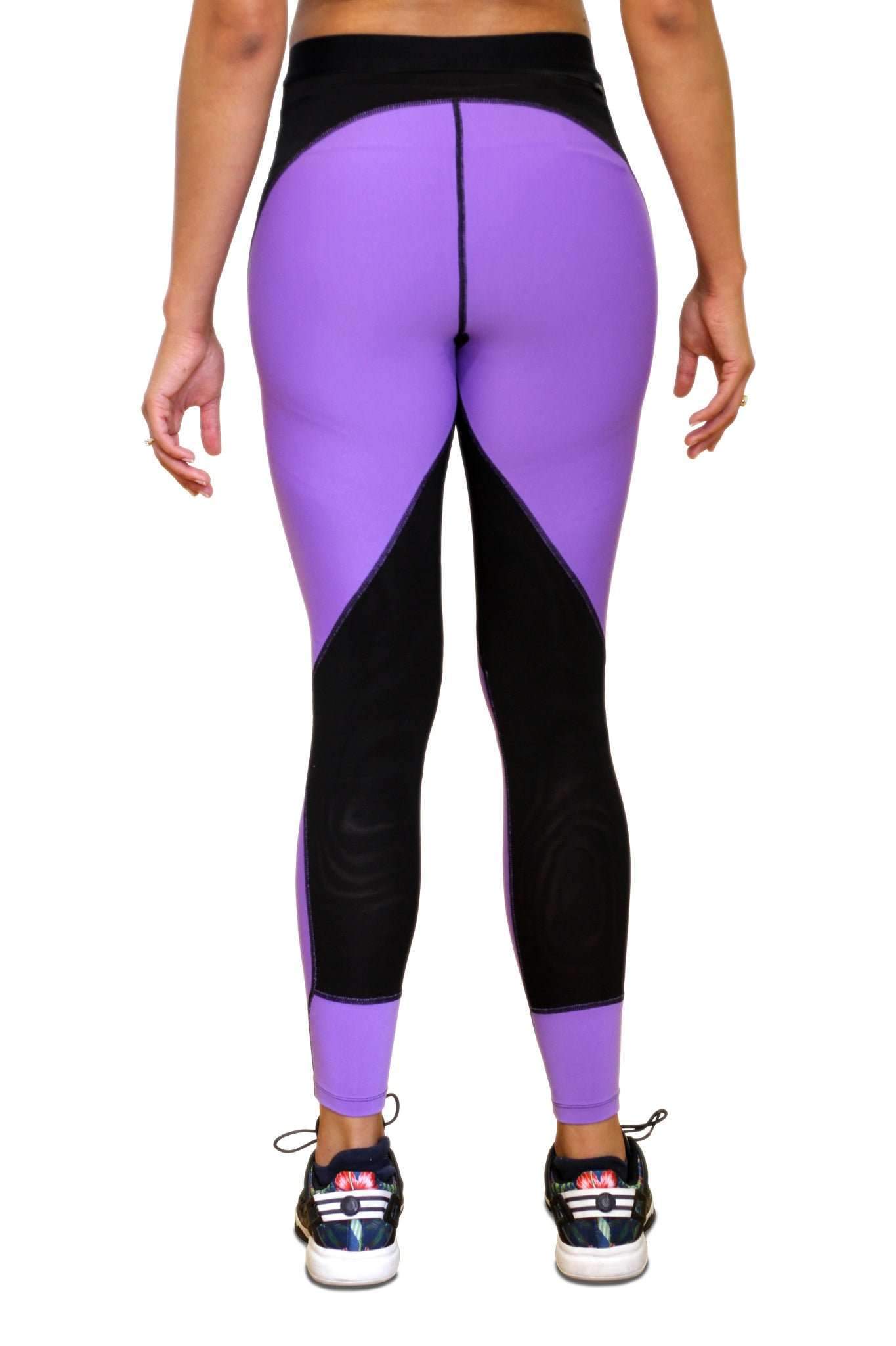 Pro Resistance Tights for Women - Electric Purple