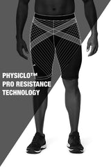 Pro Resistance Shorts for Men - Olympic Blue
