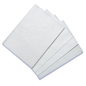"Super Premium Double-Ply Wafer Paper 8"" x 11"" - DD Grade -BULK PACK - 2,250 Sheets"