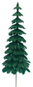 Extra Large Evergreen Fir Tree Picks 48 Count