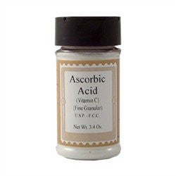 Ascorbic Acid (Vitamin C) 3.4 oz