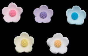 Blossoms - Small - Assorted Colors 1000 Count