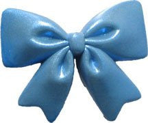 Bow Set #4 Silicone Mold - 1 Piece