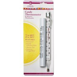 Basic Candy/Deep Fry Thermometer each