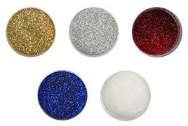 Disco Dust Set - Patriotic Pride (5 pcs)
