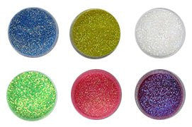 Disco Dust Set - Fabulous Flowers (6 pcs)