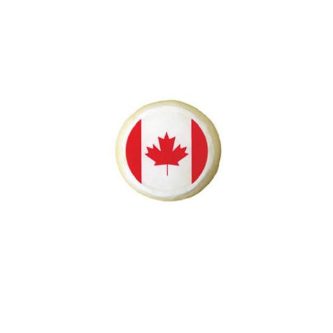 Canadian Flag Minis Edible Image? Designs