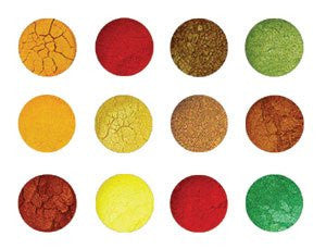Fall Harvest Dust Set (12 pc)