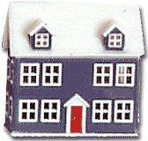 Doll House/School House - 12 Count