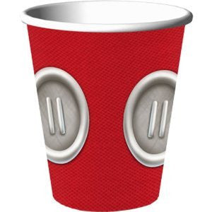 Mickey Mouse Clubhouse 9 oz Paper Cups