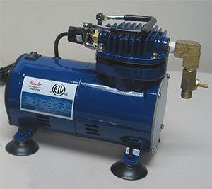 Air Compressor-P - 1/10 Hp