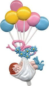 Baby Bundle w/ Balloons - 36 Count