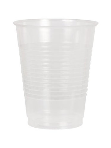 Amscan Big Party Pack Clear 12 oz Plastic Cups