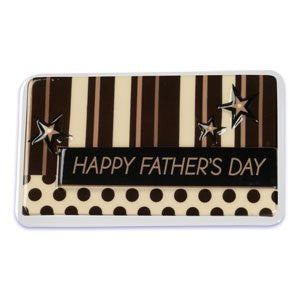 STARS AND STRIPES HAPPY FATHER'S DAY POP TOPS