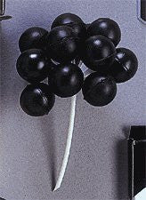 Black Balloons - 36 Count