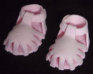 Baby Shoes - Sandal - Pink Pair