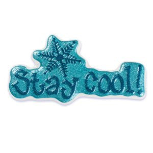 STAY COOL BANNER POP TOP / 24 pcs