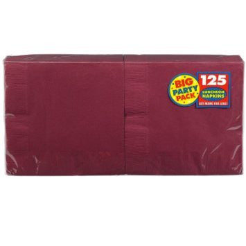 Amscan Big Party Pack Berry Luncheon Napkins