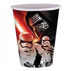 Star Wars The Force Awakens 9 oz. Paper Cups