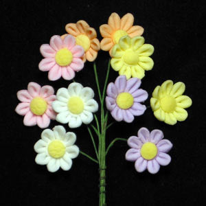 Daisy Mini Bunches- Mixed Bouquets 120 Count