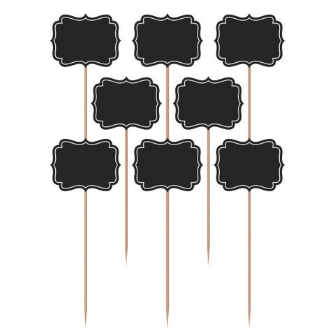 Large Chalkboard Picks