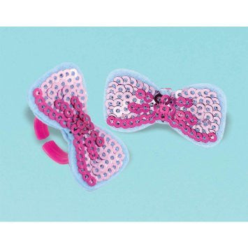 Lalaloopsy Sequin Bow Rings