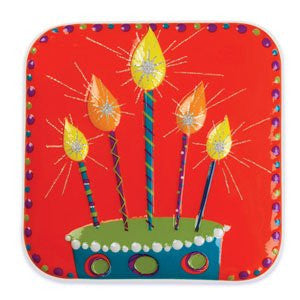 BIRTHDAY SPARKLES POPTOP / 12 pcs