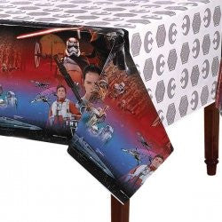 Star Wars The Force Awakens Plastic Table Cover