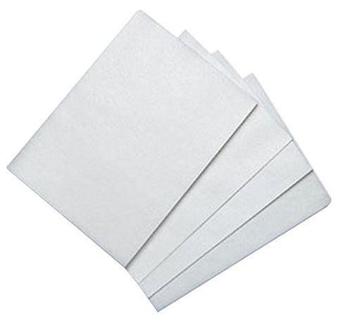 "Wafer Paper 8"" x 11"" - O Grade -BULK PACK - 4500 Sheets"