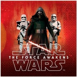 Star Wars The Force Awakens Lunch Napkins