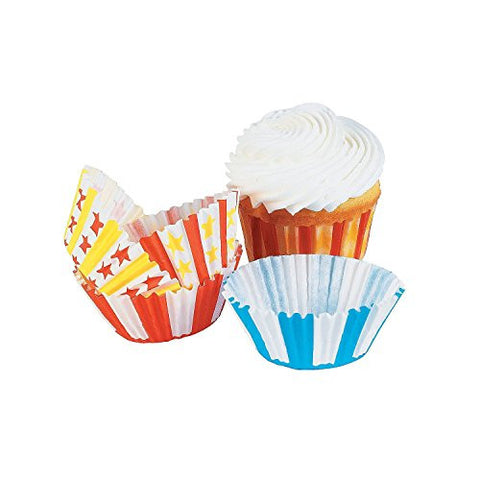 Big Top Paper Baking Cups - 100 ct.