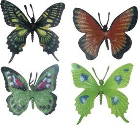 Butterflies Assorted - 48 Count