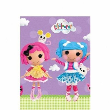 Lalaloopsy Table Cover